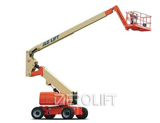 (內燃)JLG-800A系列曲臂式系列平臺