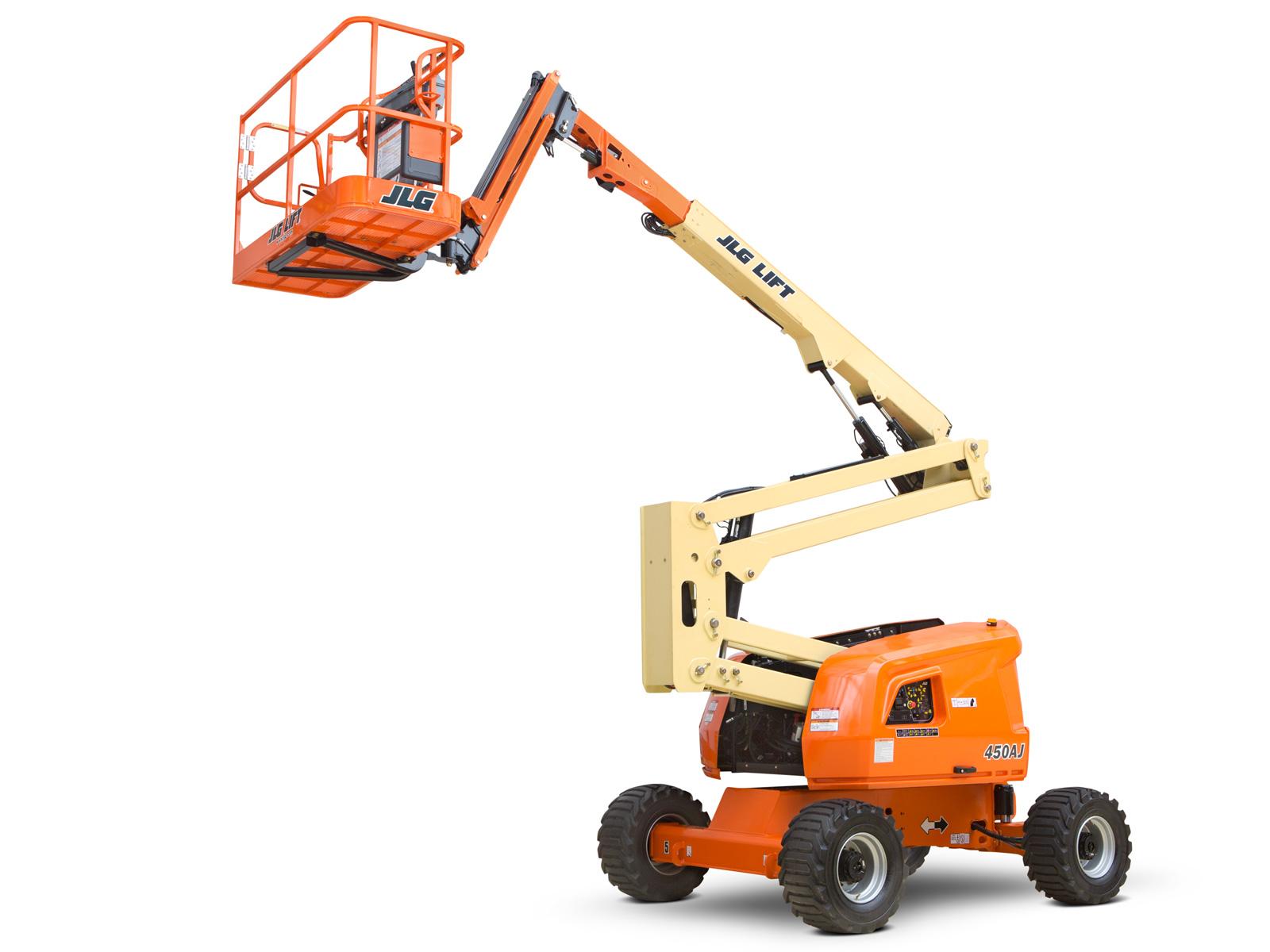(內燃)JLG450系列曲臂式高空作業平臺